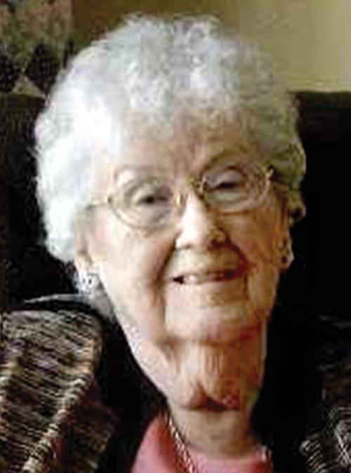 Theda Lichtenfelt, 99 years and seven months