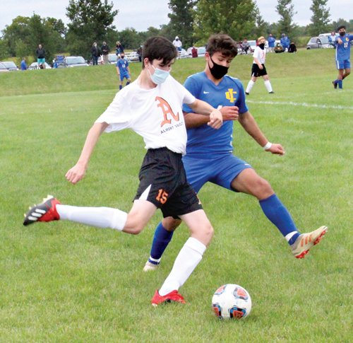 Imlay City shuts out Almont soccer