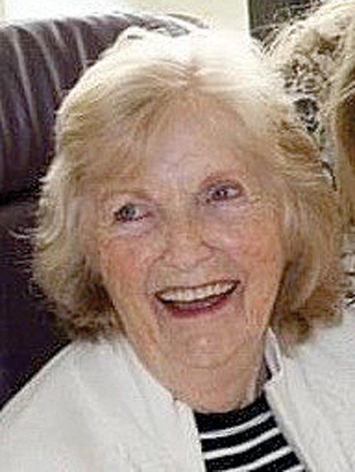 Patricia Anne (Burke) Brown, 85