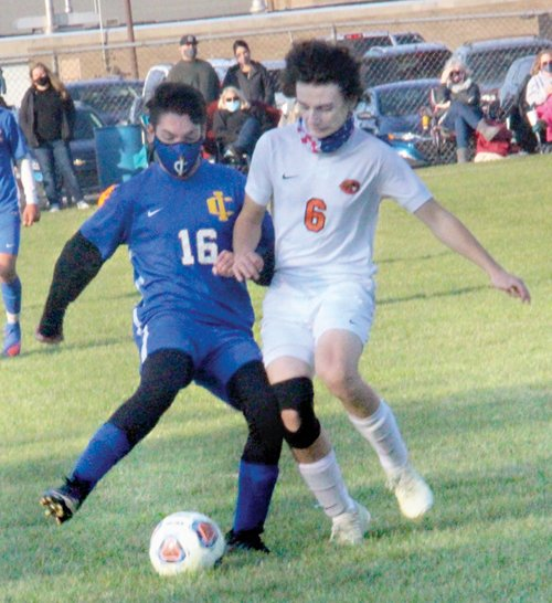 Imlay City nets district soccer title