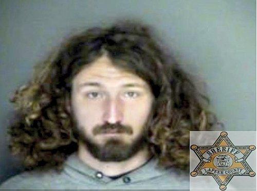 Suspect in Attica van theft caught and arrested