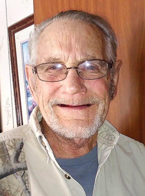 Ronald Morgan, 82