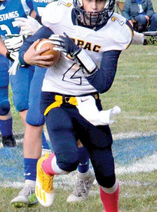 Capac defeats Merritt Academy