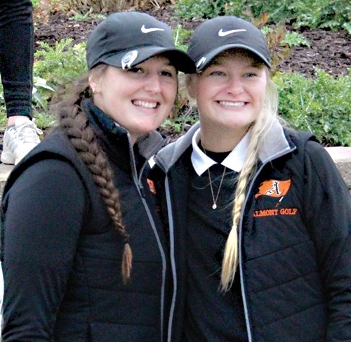 Kautz ties for 5th, Hellebuyck is 11th at state golf finals