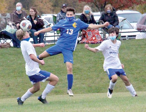 Imlay City claims a BWAC title