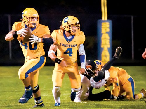 Spartans secure 15-14 BWAC win