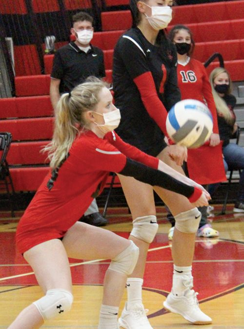 Dryden turns  back North Huron in league action