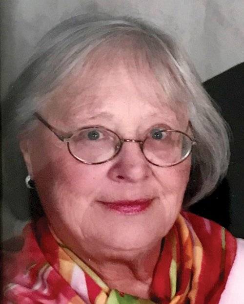Mary Louise Backenstose, 89