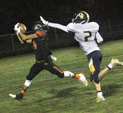 Almont shuts-out Ovid-Elsie