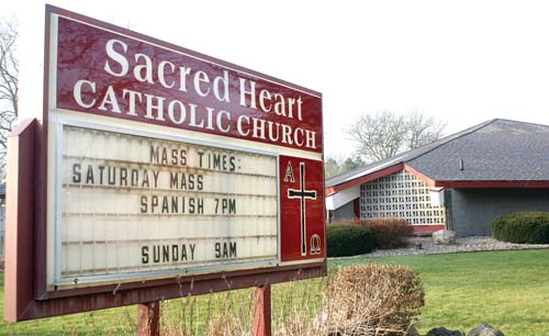Local parishes part of Archdiocese changes