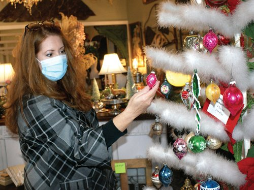 Local businesses see holiday boom