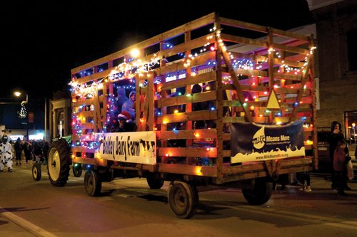Parade, tree lighting happening this Saturday
