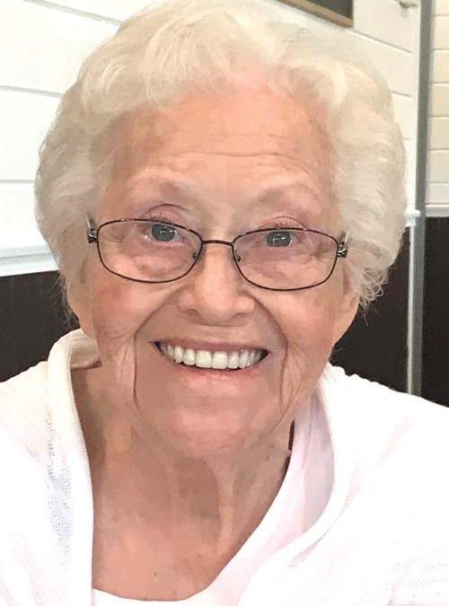 Gwendolyn Shirley Austin, 90