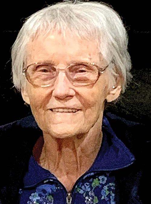 Barbara Jean Heldt (nee Chamberlin), 96