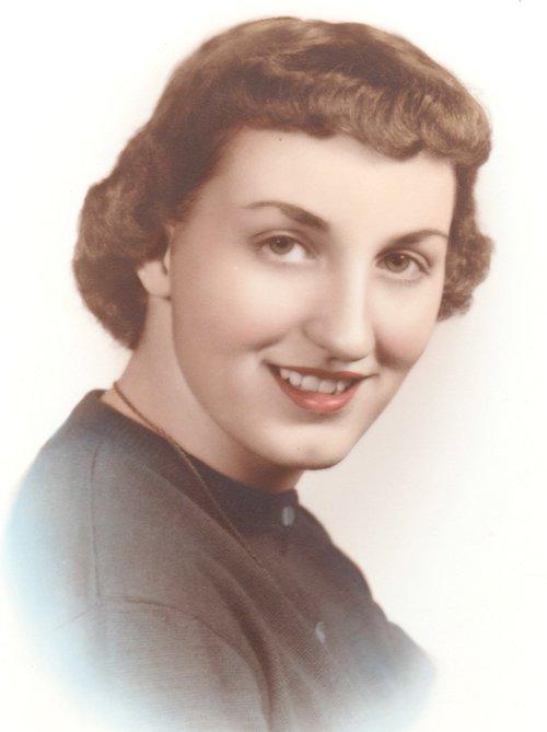Violet Evon Ward, 81