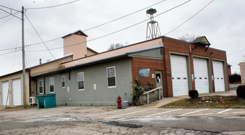 Future of old I.C.  fire hall in limbo