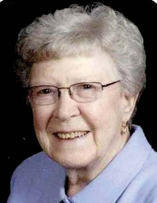 Shirley Miller, 92