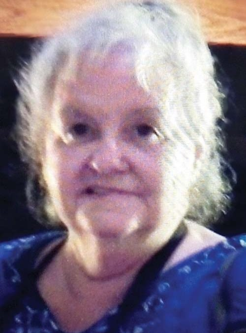Patricia Sowden, 76