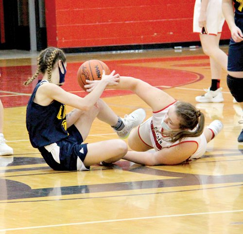 Dryden hands C-PS a 46-16 defeat