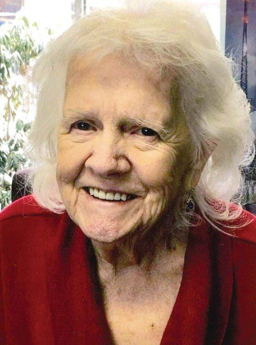 Hazel Herr-Fadness, 83