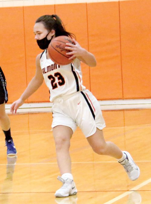 Almont wins 64-47 over Richmond