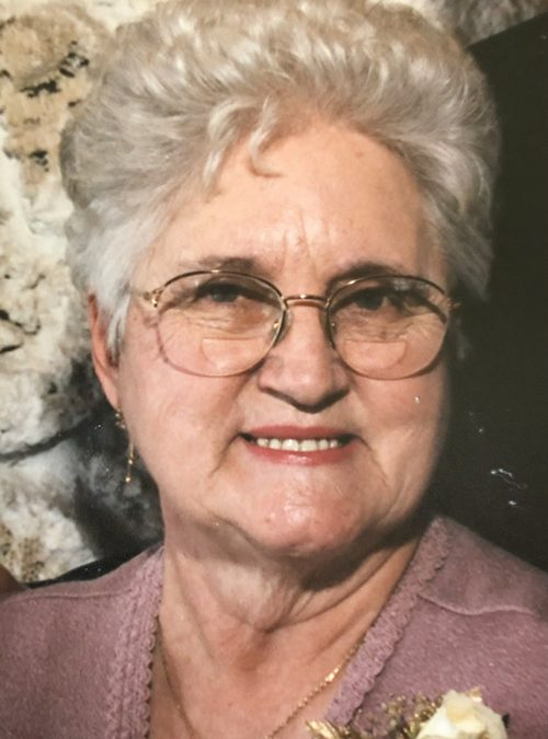 Lourene Frances (Schalau) Brown, 88