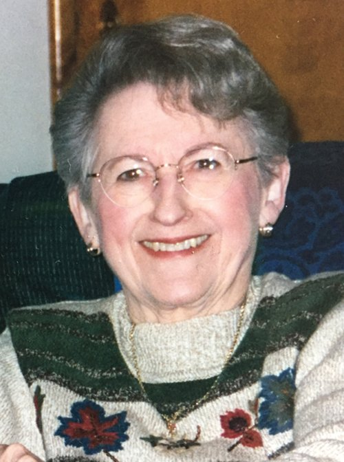 Margaret (Marge) Huston, 93