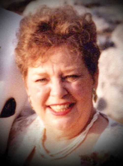 Patricia Louise (Secord) McGulpin, 85