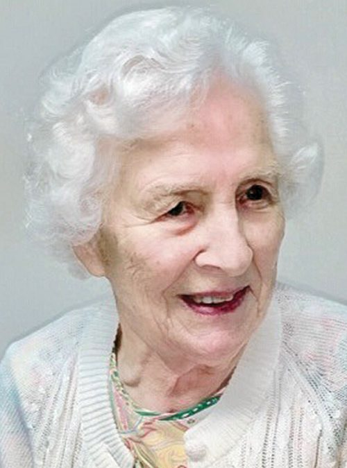 Leona May Thorman, 92