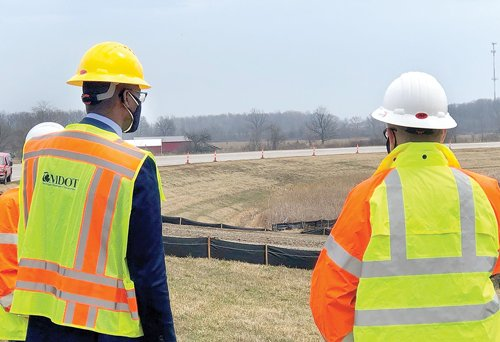 Major projects set to start April 12