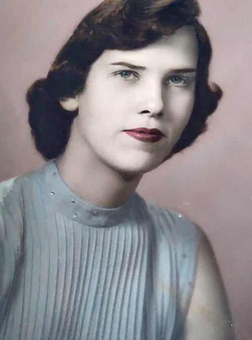Joanne Carroll Suggs-Malinich-Humble-Folsom-Wilcox, 83