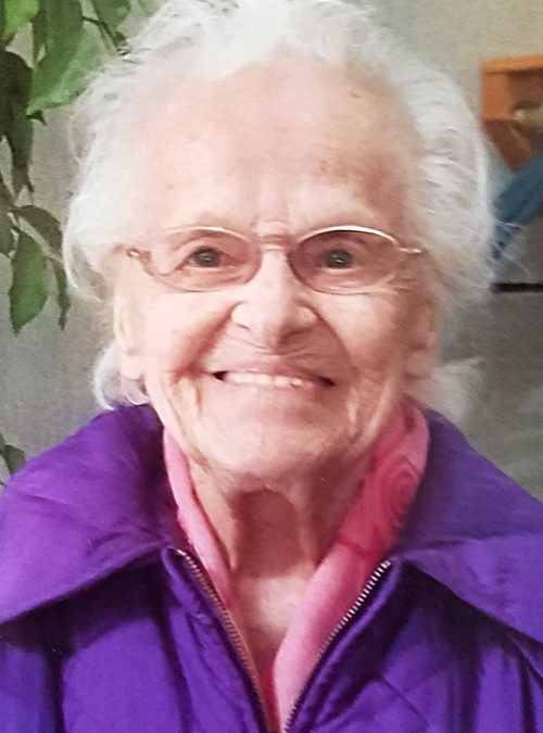 Mary Magen Jarsky, age 97