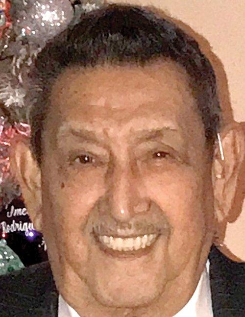 """Juan """"John"""" Rodriquez, 85"""