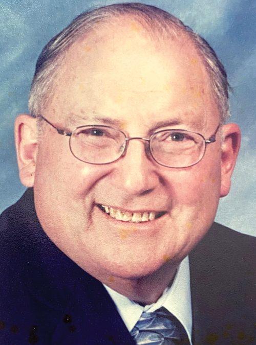Richard Haskins, 89