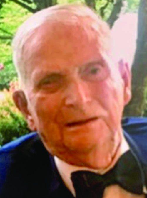 Elmer McKee, 95