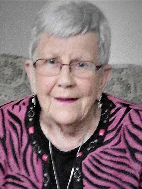 Marjorie (Marge) Muir, 95
