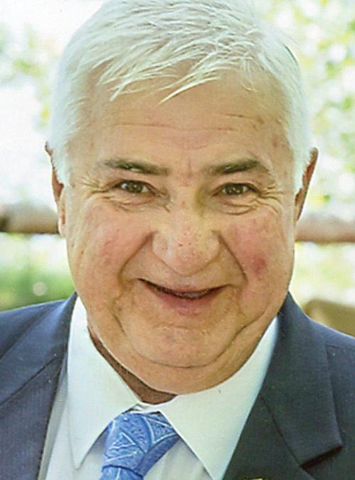 James Dennis Schwartzkopf, 73