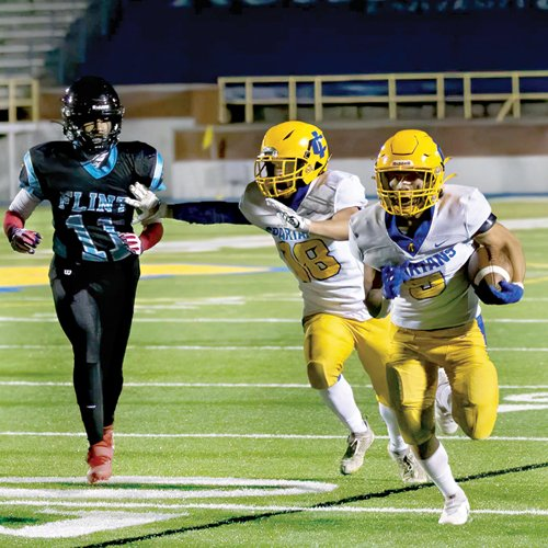 Imlay offense too strong for Southwestern