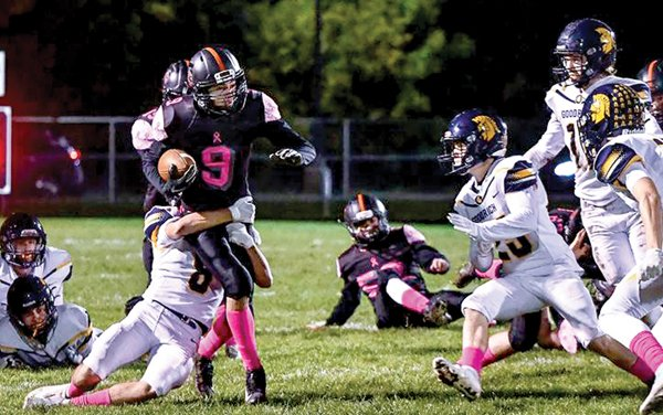 Raiders bested by Martians, 51-28