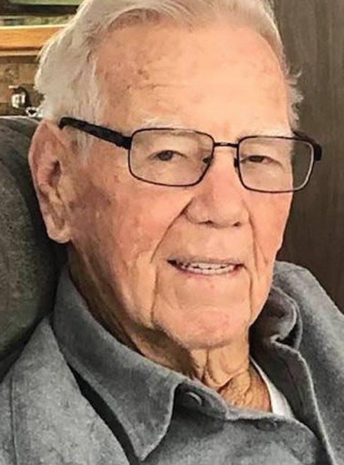 Jack D. Halstead, 89